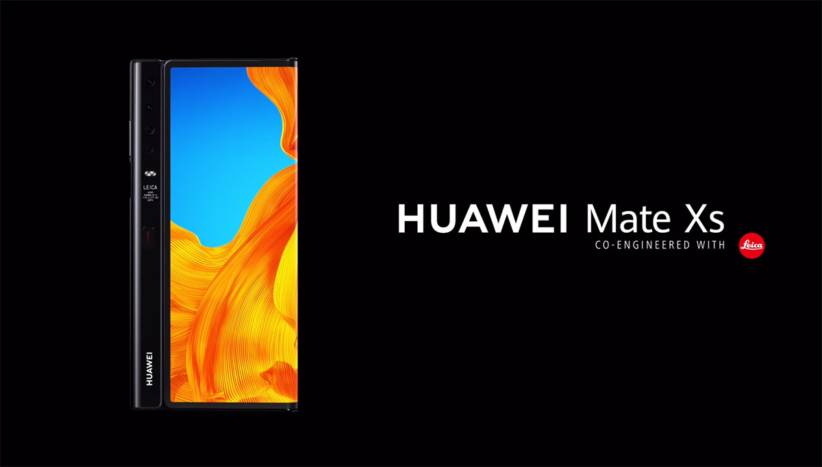 Huawei Announces Mate XS Foldable Phone And MatePad Pro Android ...