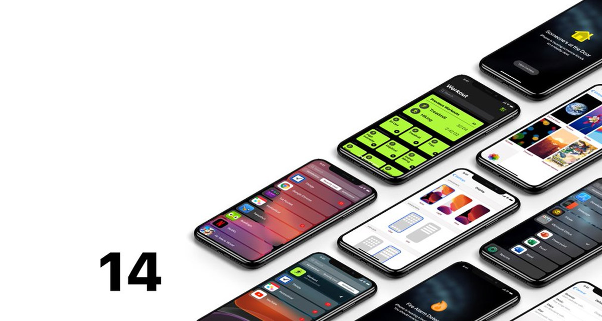Ios 14 Wallpaper Settings Leaked Code Reveals Home Screen Widgets More Redmond Pie