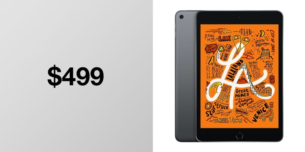 Apple S Awesome 256gb Ipad Mini Can Be Yours With 50 Off