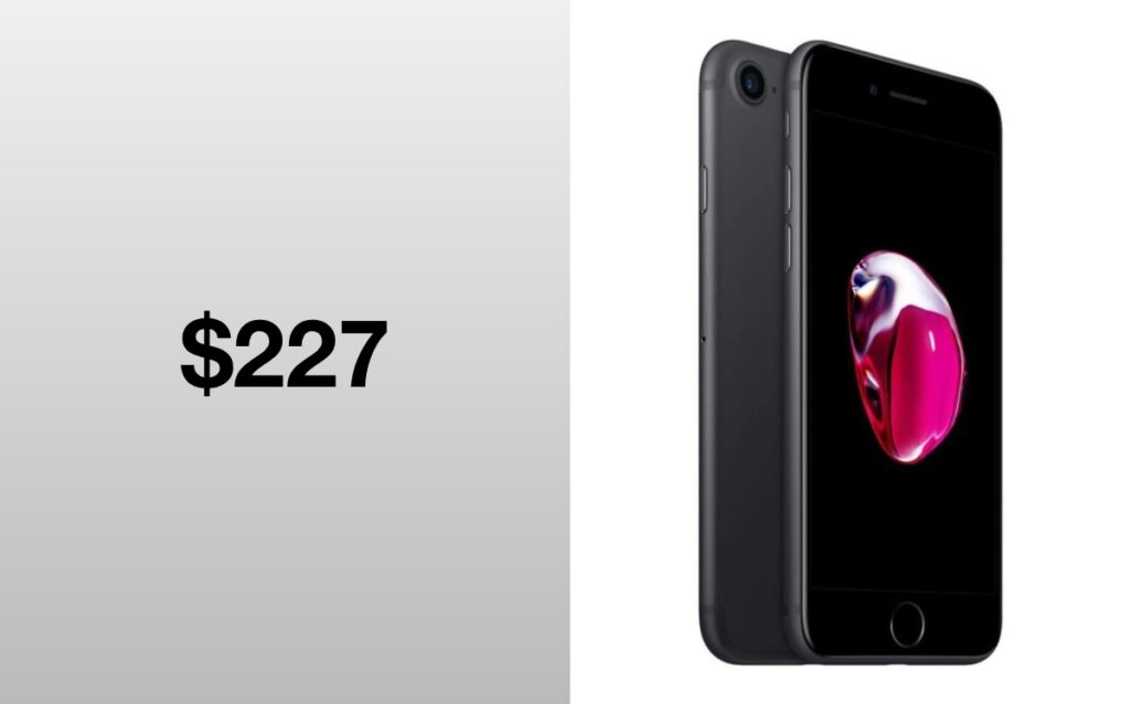 You Can Buy A Fully Unlocked 128GB iPhone 7 For Just $227