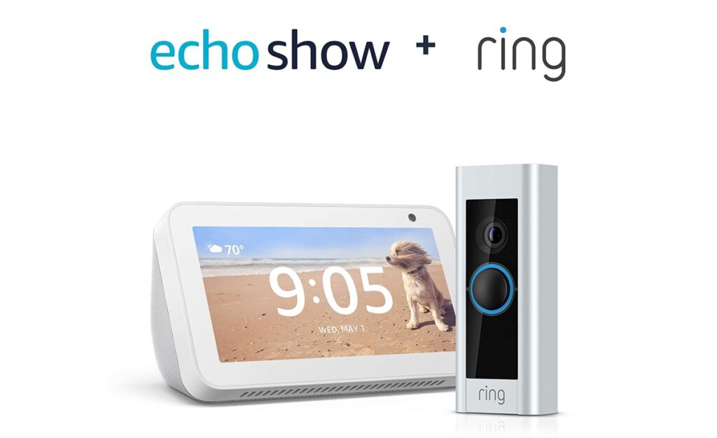 Bundle The Ring Video Doorbell Pro Echo Show Together And Save 80 Redmond Pie