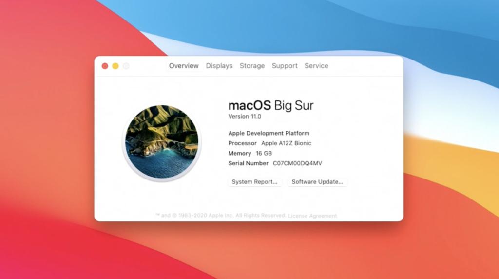 Mac Os 11 System Download