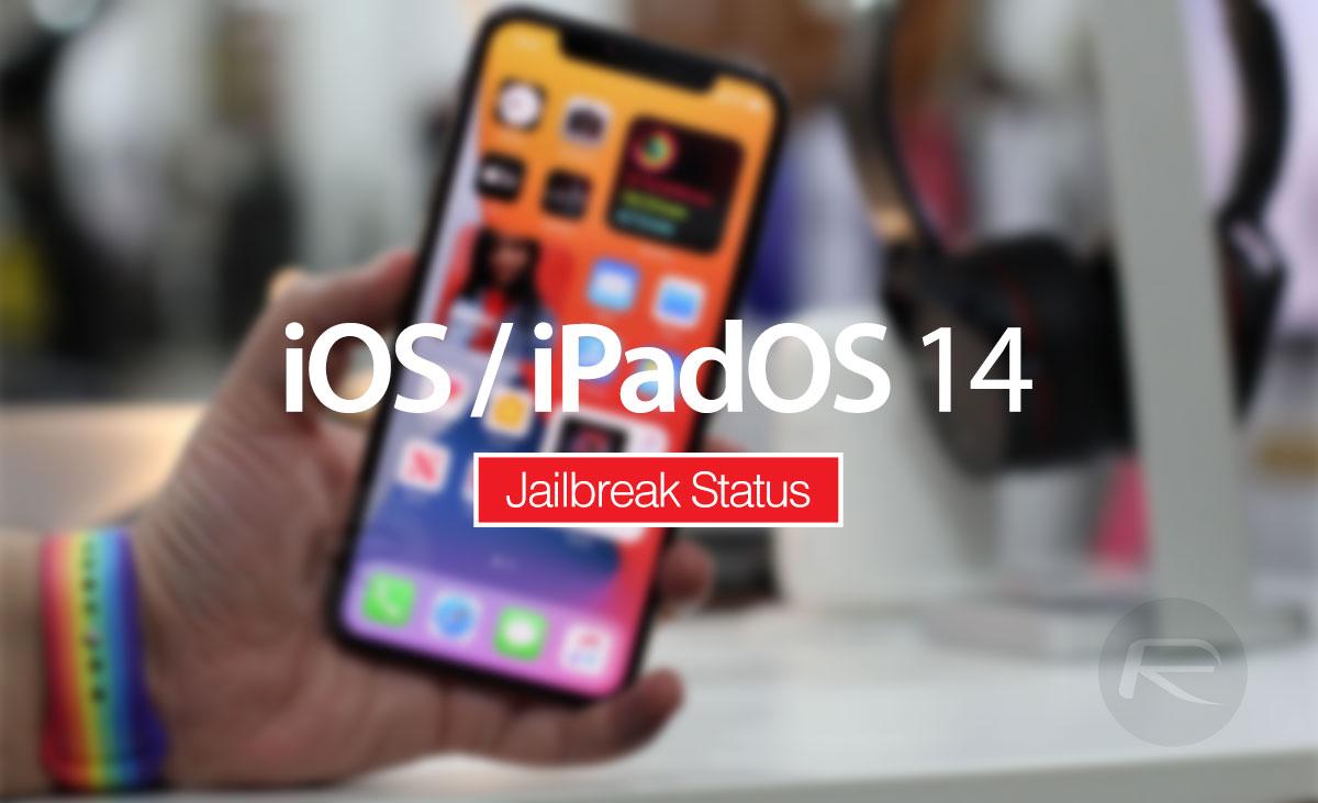 Jailbreak Ios 14 Status Update For Iphone And Ipad Redmond Pie