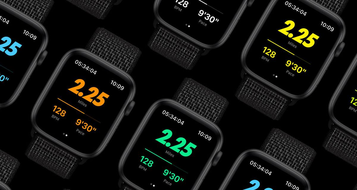 Ernest Shackleton cuerno dramático  Apple Watch Nike Run Club Update Adds New Watch Face, Streaks, And More |  Redmond Pie