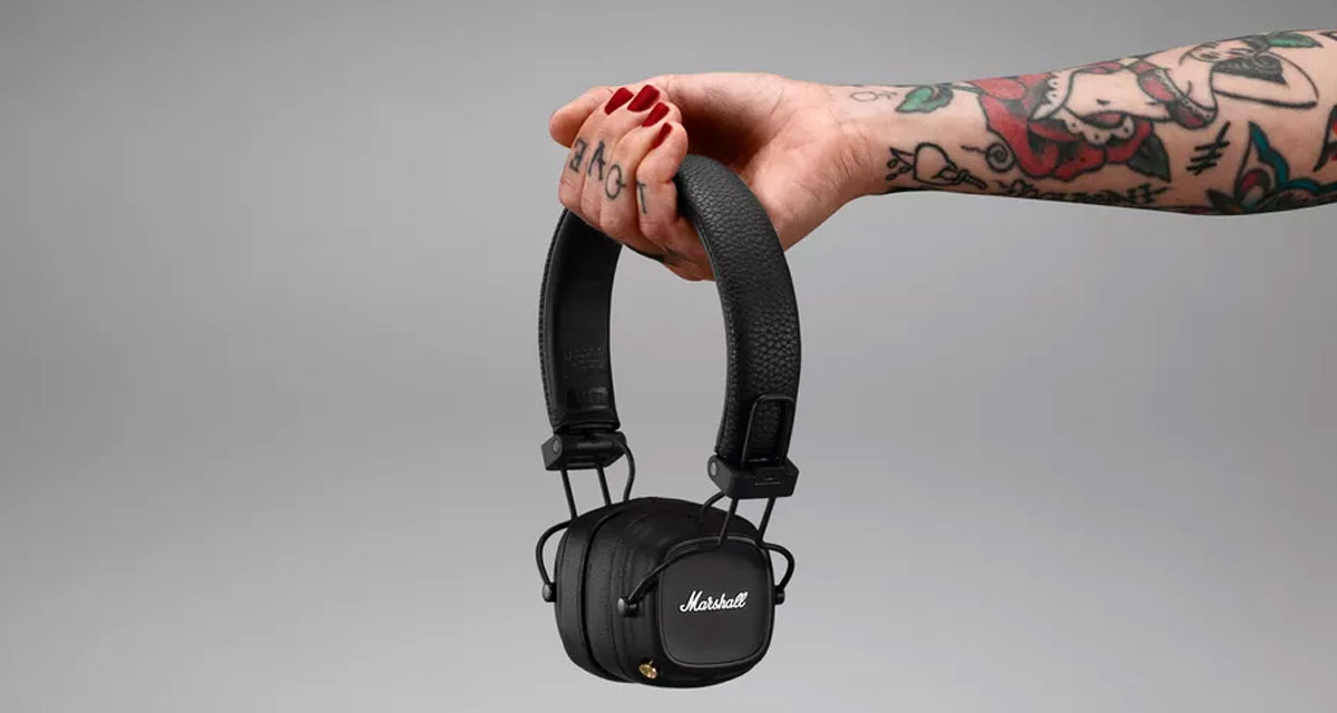 redmondpie.com - Oliver Haslam - Marshall's Latest Major IV Headphones Support Qi Wireless Charging