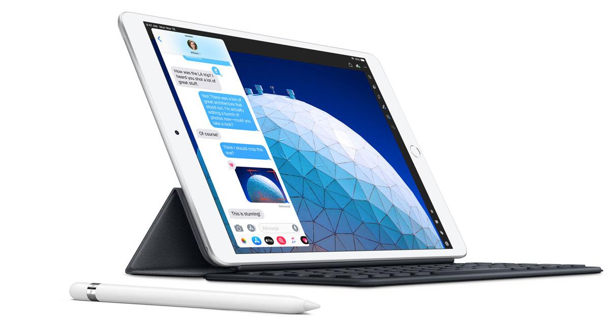 2021 Entry-Level iPad Will Reportedly Borrow The iPad Air ...