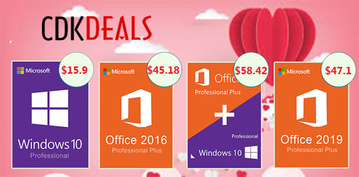 Now Is A Great Time To Get Windows 10 From Just  And Latest Microsoft Office From Just  [Limited Time Only]