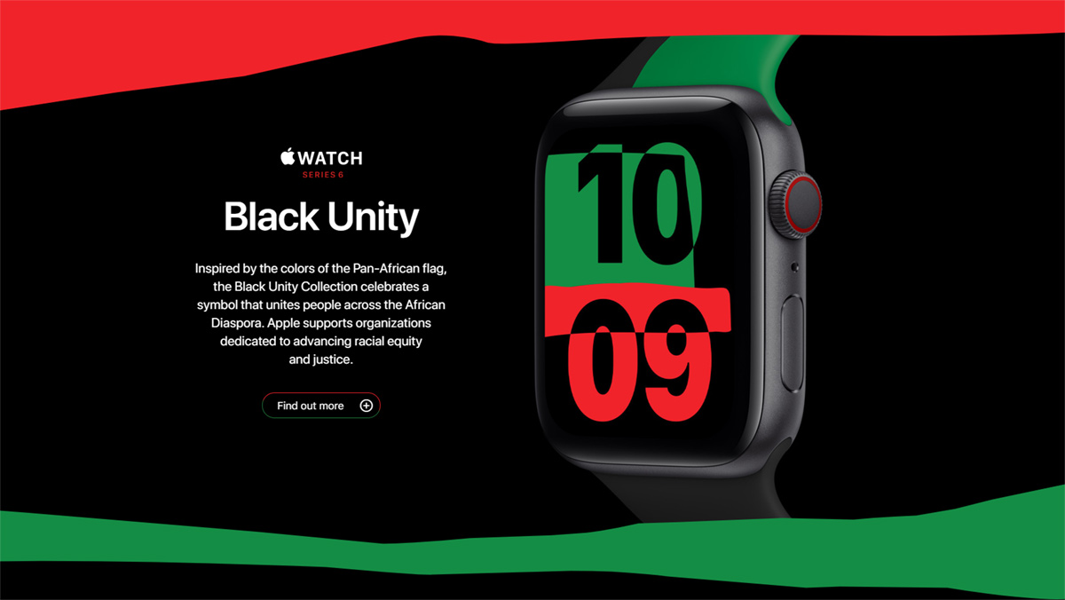 Apple Shares New Black Unity Wallpapers For iPhone, iPad, And Mac