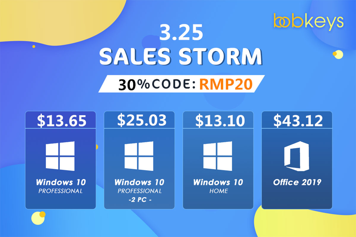 March 2021 Sale: Get Windows 10 Pro For All-Time Low Price Of Just , And More